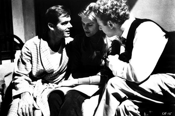 Foto Arthur Garfunkel, Candice Bergen, Jack Nicholson