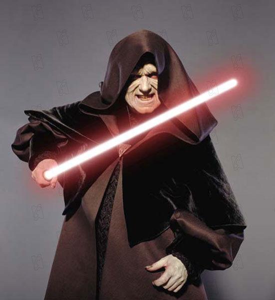 Star Wars: Episódio 3 - A Vingança dos Sith : Foto Ian McDiarmid