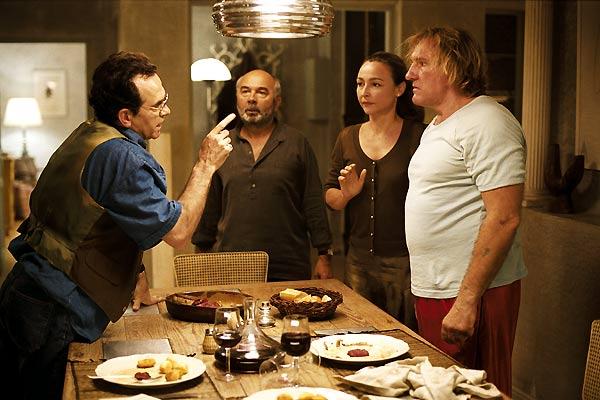Boudu - Um Hóspede Muito Folgado : Foto Catherine Frot, Gérard Depardieu, Gérard Jugnot, Hubert Saint-Macary