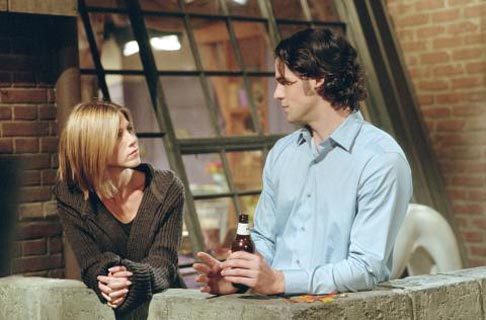 Friends : Foto Eddie Cahill, Jennifer Aniston