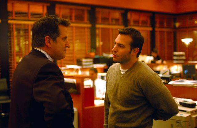 Without a Trace : Foto Anthony LaPaglia, Hank Steinberg