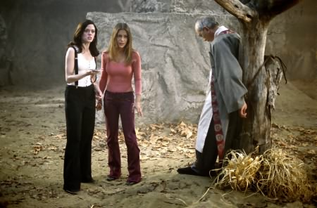 Charmed : Foto Alyssa Milano, Rose McGowan