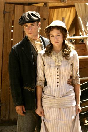 Deadwood : Foto Greg Cipes, Kristen Bell