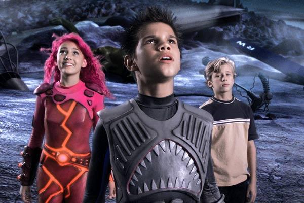 As Aventuras de Sharkboy e Lavagirl em 3-D : Foto Cayden Boyd, Taylor Dooley, Taylor Lautner