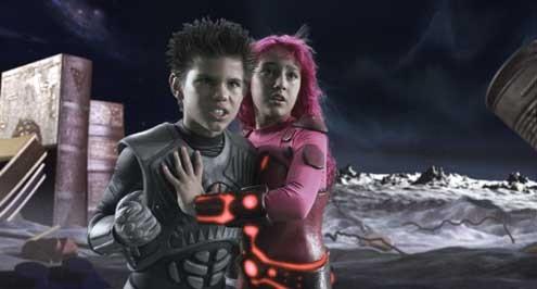 As Aventuras de Sharkboy e Lavagirl em 3-D : Foto Taylor Dooley, Taylor Lautner