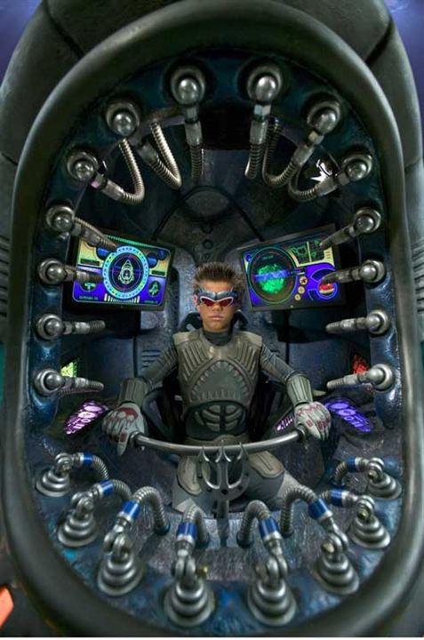 As Aventuras de Sharkboy e Lavagirl em 3-D : Foto Taylor Lautner
