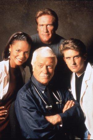 Diagnosis: Murder : Foto Barry Van Dyke, Charlie Schlatter, Dick Van Dyke, Victoria Rowell