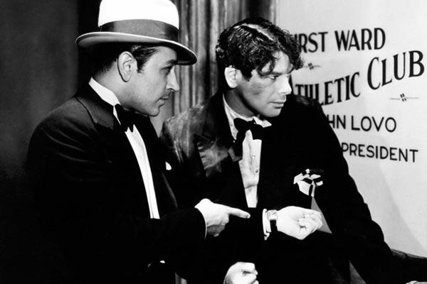 Scarface, a Vergonha de uma Nação : Foto George Raft, Howard Hawks, Paul Muni