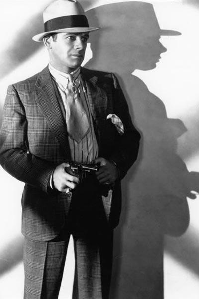 Scarface, a Vergonha de uma Nação : Foto Howard Hawks, Paul Muni