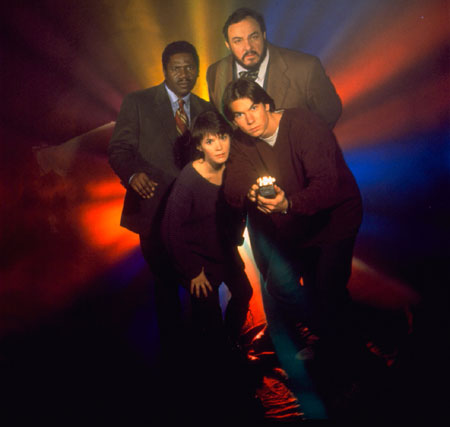 Sliders : Foto Cleavant Derricks, Jerry O'Connell, John Rhys-Davies, Sabrina Lloyd