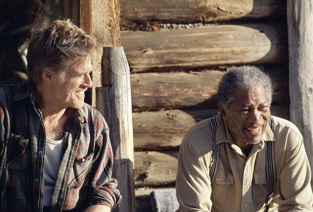 Um Lugar para Recomeçar : Foto Morgan Freeman, Robert Redford