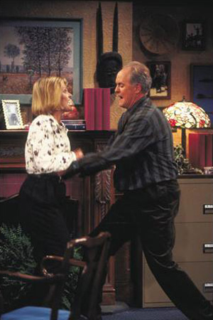 3rd Rock from the Sun : Foto Jane Curtin, John Lithgow