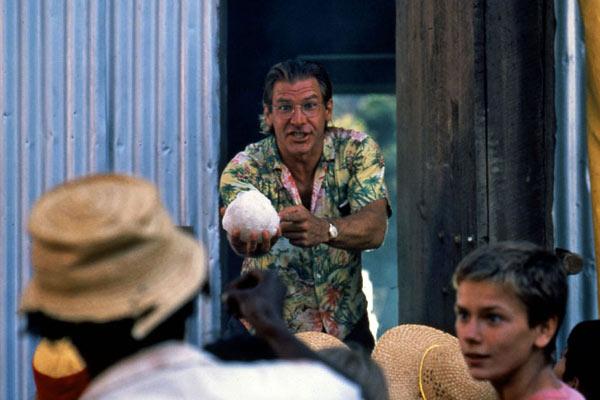 A Costa do Mosquito : Foto Harrison Ford