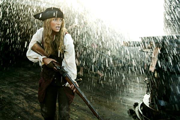 Piratas do Caribe - O Baú da Morte : Foto Keira Knightley