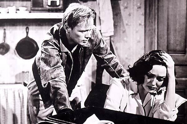 O Ódio é Cego : Foto Joseph L. Mankiewicz, Linda Darnell, Richard Widmark