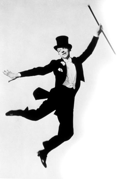 O Picolino : Foto Fred Astaire, Mark Sandrich