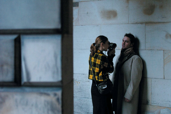 A Woman In Winter : Photo Jamie Sives, Julie Gayet, Richard Jobson