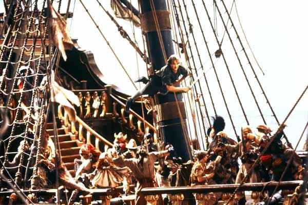 Hook - A Volta do Capitão Gancho : Foto Robin Williams