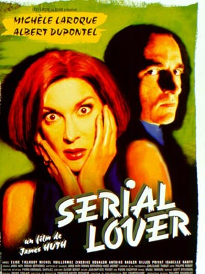 Serial Lover : Poster