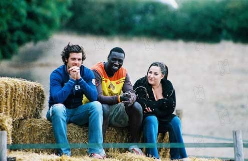 Nos jours heureux : Foto Lannick Gautry, Marilou Berry, Omar Sy