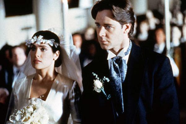 Amor Em Chamas : Foto Robert Greenwald, Russell Crowe, Salma Hayek