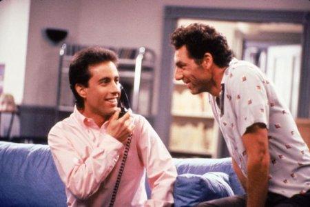 Seinfeld : Foto Jerry Seinfeld, Michael Richards