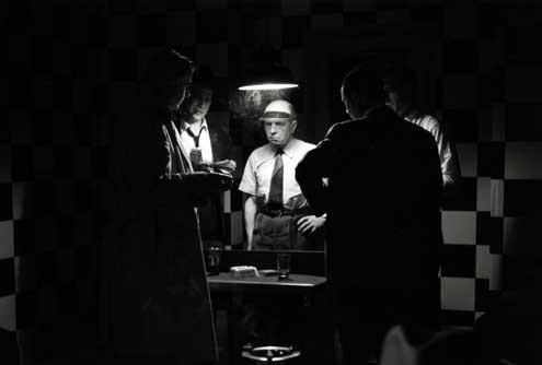Bob, o Jogador : Foto Daniel Cauchy, Gérard Buhr, Jean-Pierre Melville, Roger Duchesne