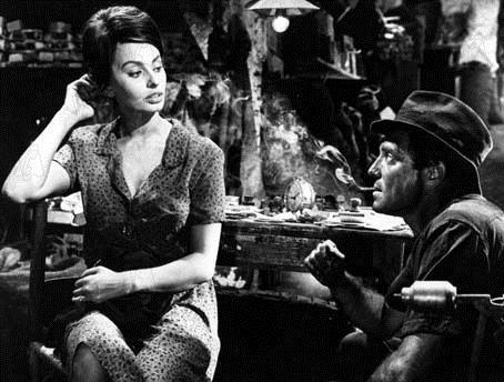 La Ciociara : Foto Raf Vallone, Sophia Loren
