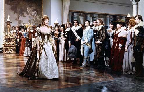 Angélique marquise des anges : Photo Bernard Borderie, Jacques Toja, Jean-Pierre Castaldi, Michèle Mercier, Philippe Lemaire