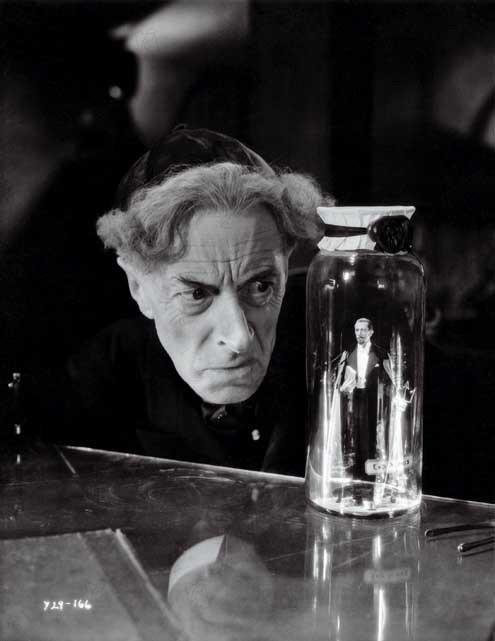 A Noiva de Frankenstein: Ernest Thesiger, James Whale