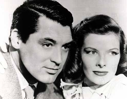Núpcias de Escândalo : Foto Cary Grant, Katharine Hepburn