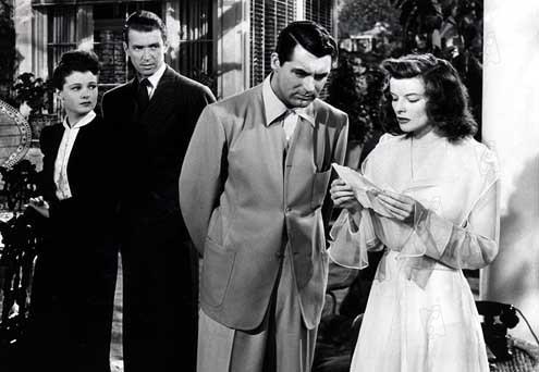 Núpcias de Escândalo : Foto Cary Grant, James Stewart, Katharine Hepburn