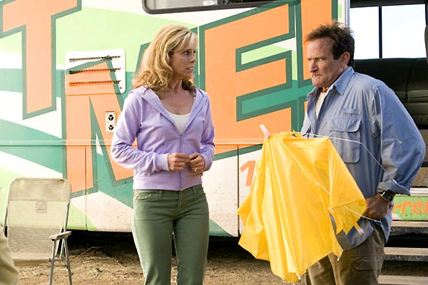 Férias no Trailer : Foto Cheryl Hines, Robin Williams