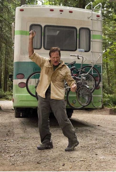 Férias no Trailer : Foto Robin Williams