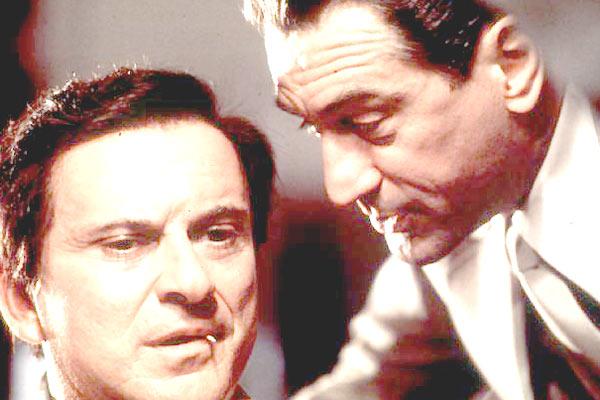 Cassino : Foto Joe Pesci, Robert De Niro