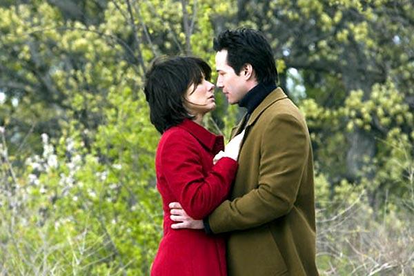 A Casa do Lago : Foto Alejandro Agresti, Keanu Reeves, Sandra Bullock