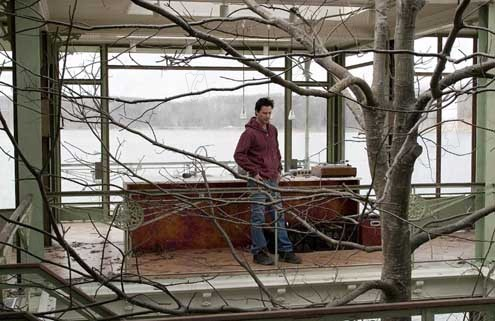 A Casa do Lago : Foto Alejandro Agresti, Keanu Reeves