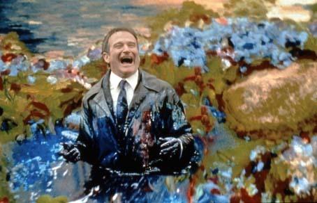 Amor Além da Vida : Foto Robin Williams, Vincent Ward