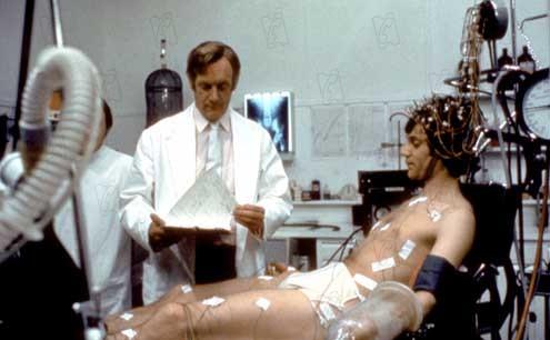 Laranja Mecânica: Malcolm McDowell