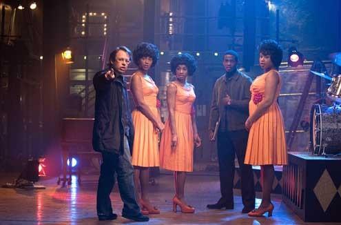 Dreamgirls - Em Busca de um Sonho : Foto Anika Noni Rose, Beyoncé Knowles-Carter, Jennifer Hudson, Keith Robinson (III)