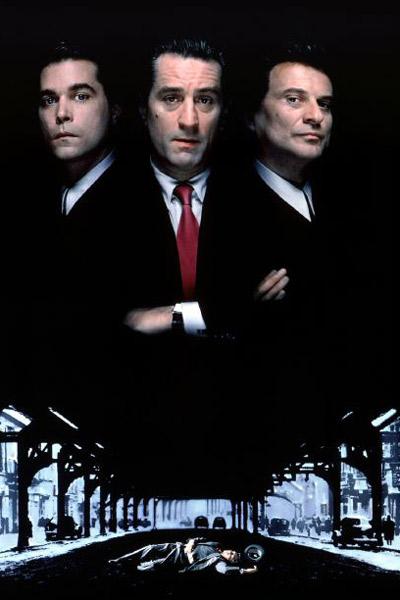 Os Bons Companheiros : Foto Joe Pesci, Ray Liotta, Robert De Niro