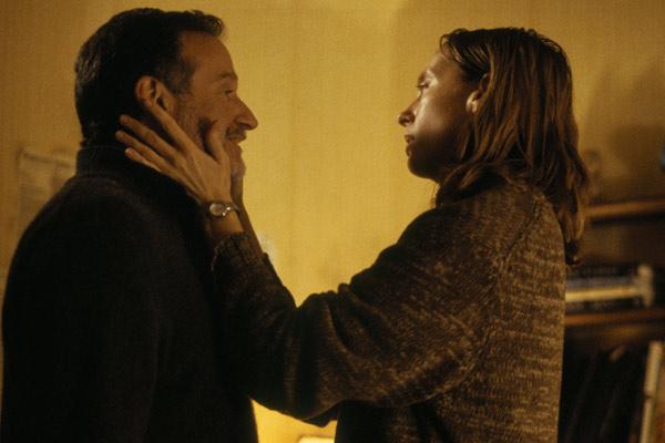 Segredos na Noite : Foto Patrick Stettner, Robin Williams, Toni Collette