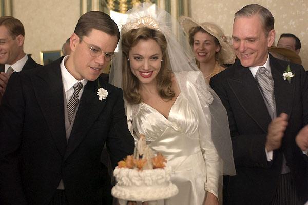 O Bom Pastor : Foto Angelina Jolie, Matt Damon, Robert De Niro