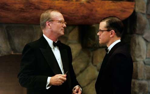 O Bom Pastor : Foto Matt Damon, Robert De Niro, William Hurt