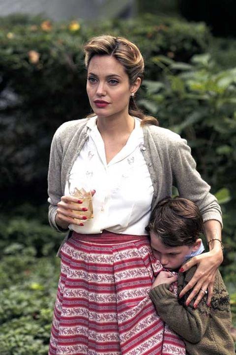 O Bom Pastor : Foto Angelina Jolie, Robert De Niro