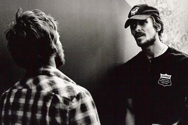 O Sobrevivente : Foto Christian Bale, Steve Zahn