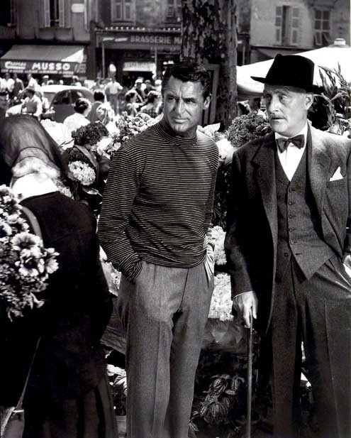 Ladrão de Casaca : Foto Cary Grant, John Williams