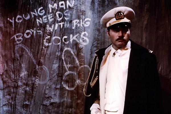 Querelle : Foto Franco Nero, Rainer Werner Fassbinder