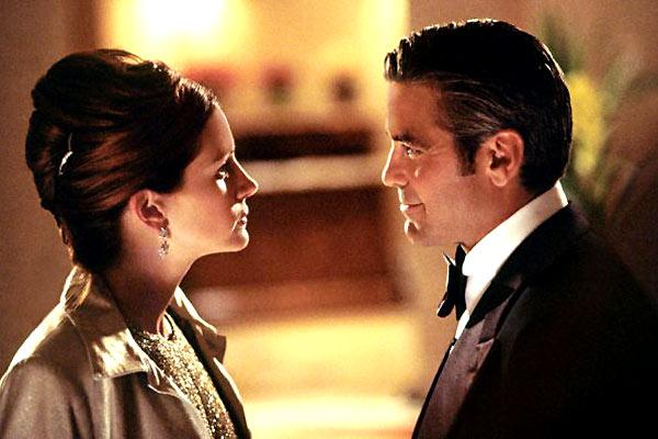Onze Homens e um Segredo : Foto George Clooney, Julia Roberts