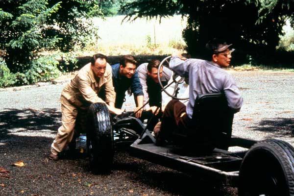 Tucker, Um Homem e Seu Sonho : Foto Christian Slater, Frederic Forrest, Jeff Bridges